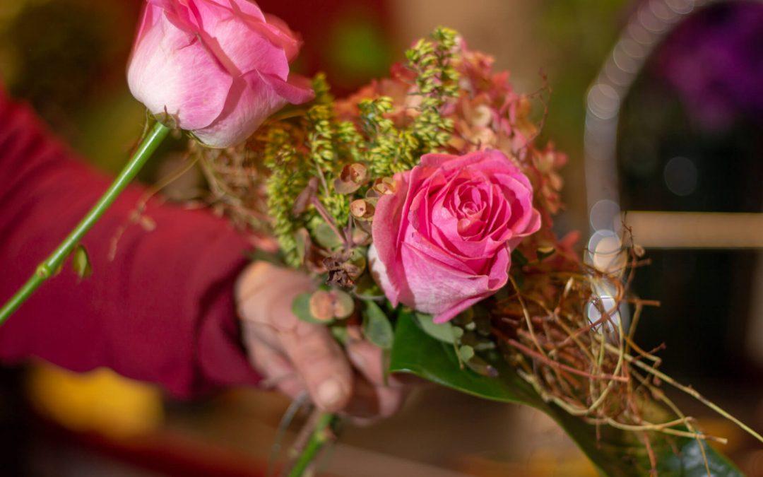 Floristin in Vollzeit gesucht!